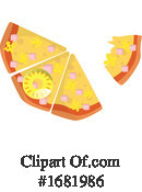 Pizza Clipart #1681986 by Morphart Creations
