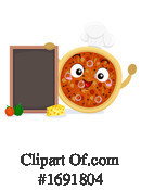 Pizza Clipart #1691804 by BNP Design Studio