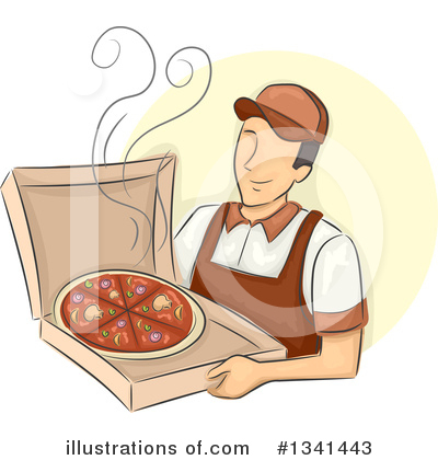 Man Clipart #1341443 by BNP Design Studio
