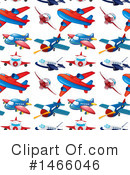 Plane Clipart #1466046 by Graphics RF