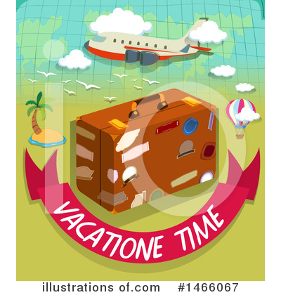 Vacation Clipart #1466067 by Graphics RF