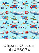 Plane Clipart #1466074 by Graphics RF