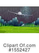 Plane Clipart #1552427 by Graphics RF