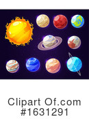 Planets Clipart #1631291 by Vector Tradition SM