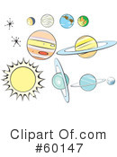 Planets Clipart #60147