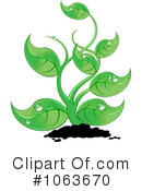 Plant Clipart #1063670 by Vector Tradition SM