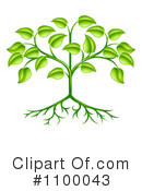 Plant Clipart #1100043 by AtStockIllustration