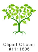 Royalty-Free (RF) Plant Clipart Illustration #1111606