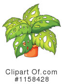 Plant Clipart #1158428 by Graphics RF
