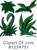 Plant Clipart #1234731 by dero