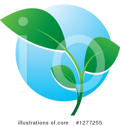 Plant Clipart #1277255 by Lal Perera