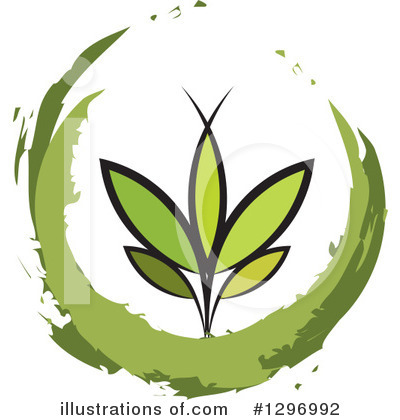 Seedling Clipart #1296992 by Lal Perera