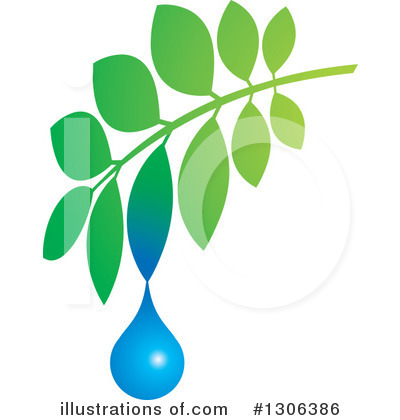 Plant Clipart #1306386 by Lal Perera