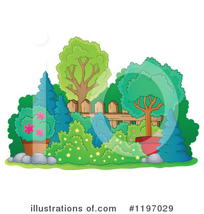 Tree Clipart #1197029 by visekart