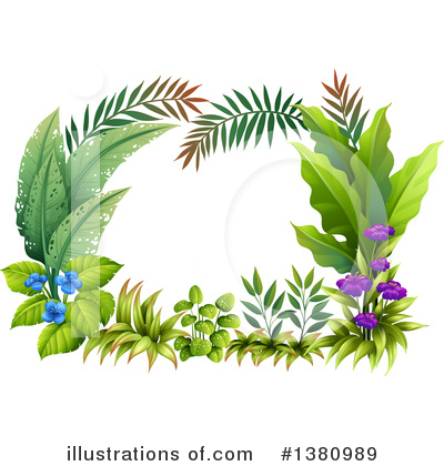 Border Clipart #1380989 by Graphics RF