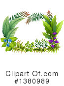 Plants Clipart #1380989 by Graphics RF