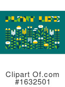 Plants Clipart #1632501 by elena