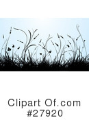Plants Clipart #27920 by KJ Pargeter