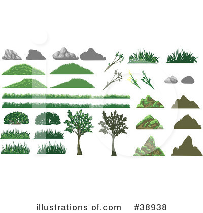 Tree Clipart #38938 by Tonis Pan