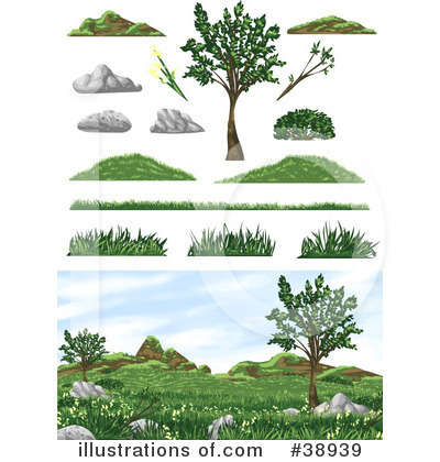 Tree Clipart #38939 by Tonis Pan
