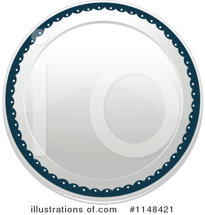 Plate Clipart #1148421 by Graphics RF