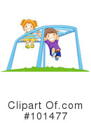 Royalty-Free (RF) playground Clipart Illustration #101477