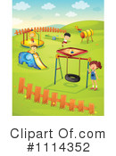 Playground Clipart #1114352 by Graphics RF
