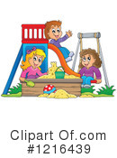 Playground Clipart #1216439 by visekart