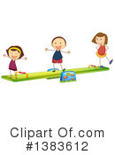 Royalty-Free (RF) Playground Clipart Illustration #1383612