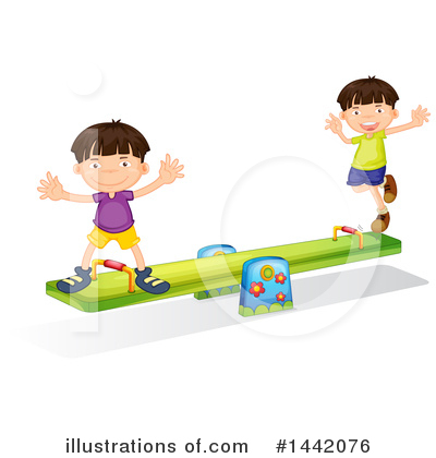 Playground Clipart #1442076 by Graphics RF