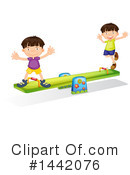 Royalty-Free (RF) Playground Clipart Illustration #1442076