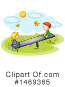 Royalty-Free (RF) Playground Clipart Illustration #1469365