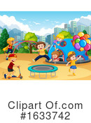 Playground Clipart #1633742 by Graphics RF