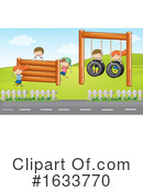 Playground Clipart #1633770 by Graphics RF