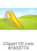 Playground Clipart #1633774 by Graphics RF