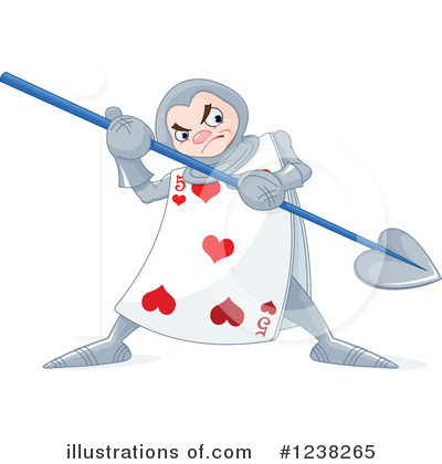 Playing Cards Clipart #1238265 by Pushkin