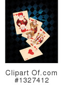 Playing Card Clipart #1327412