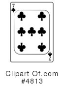 Playing Card Clipart #4813 by djart