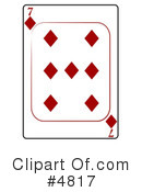 Playing Card Clipart #4817 by djart