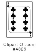 Playing Card Clipart #4826 by djart