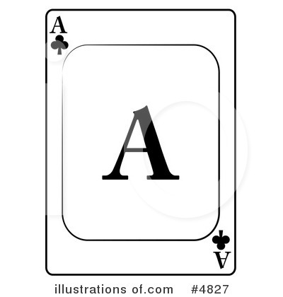 Playing Card Clipart #4827 by djart