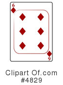 Playing Card Clipart #4829