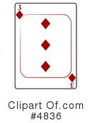 Playing Card Clipart #4836