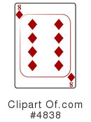 Playing Card Clipart #4838 by djart
