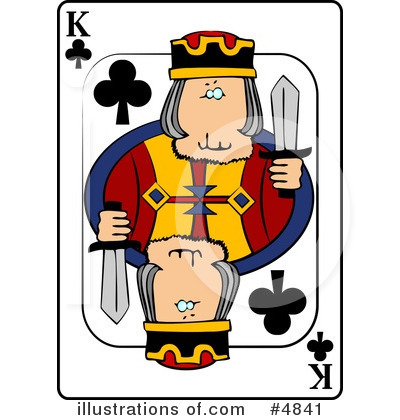 Playing Card Clipart #4841 by djart
