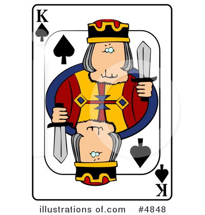Playing Card Clipart #4848 by djart