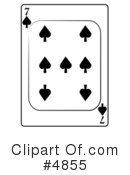 Playing Card Clipart #4855 by djart