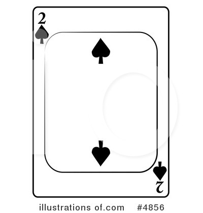 Playing Card Clipart #4856 by djart