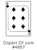Playing Card Clipart #4857 by djart