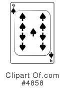 Playing Card Clipart #4858 by djart